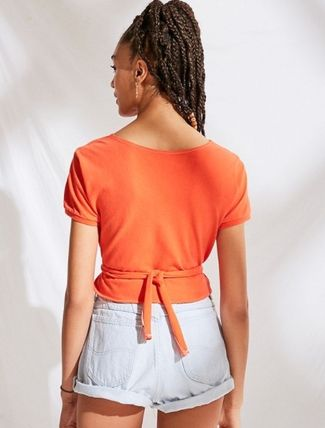 Urban Outfitters Tシャツ・カットソー Urban Outfitters×POLO リメイク クロップドトップス(6)