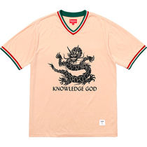 6 week SS18 ☆Supreme X Knowledge God Practice Jersey