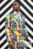 OPPOSUITS☆MARVEL COMICS メンズ スーツ