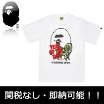 即納国内発送 YEAR OF THE DOG X BAPE BAPE  CAMO DOG HOUSE TEE