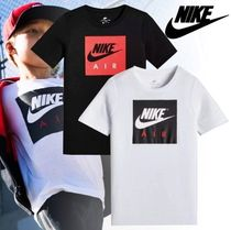 Nikeキッズ★ビッグロゴ!ナイキエアーロゴTシャツ 春夏マスト!