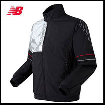 (ニューバランス)UNI CLASSIC ATHLETIC Jacket Black NBNM82L713