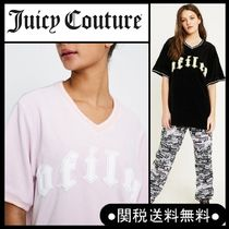 Juicy Couture X VFILES* ベロアTシャツ コラボアイテム