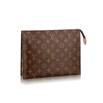Louis Vuitton メイクポーチ 【ルイヴィトン】ポッシュ・トワレ 26 化粧用ポーチ 				(2)