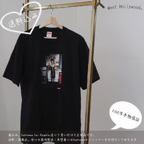 Supreme Nan Goldin Nan as a dominatrix Tee