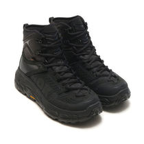 国内配送 HOKA ONEONE TOR ULTRA HI WP BLACK