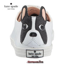 kate spade LUCIE LACE-UP SNEAKERS