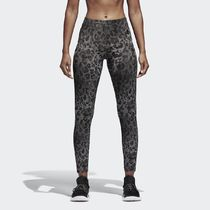 ADIDAS PERFORMANCE Leggings★レギンス レオパード