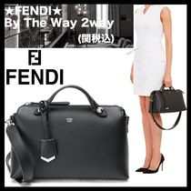 ★EMS/関税込★FENDI★17 BY THE WAY SMALL BAG 正規品 黒