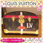 Louis Vuitton メイクポーチ ルイヴィトン☆新作 ポシェット・コスメティック  トランク柄