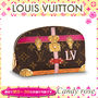 Louis Vuitton メイクポーチ ルイヴィトン☆新作 ポシェット・コスメティック  トランク柄 (2)