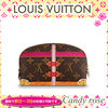 Louis Vuitton メイクポーチ ルイヴィトン☆新作 ポシェット・コスメティック  トランク柄 (3)