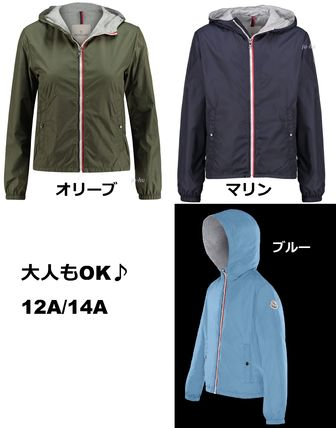 MONCLER キッズアウター  大人もOK♪【Moncler】New URVILLEナイロンJK/送料込み