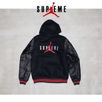 SUPREME x JORDAN HOODED JACKET - シュプリーム x ジョーダン