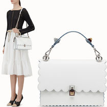 FE2021 KAN I BAG WITH WAVY DETAIL