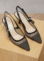 【Dior】18SS新作 J'Adior slingback pumps (Black/ 6.5cm)
