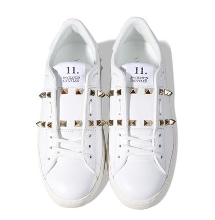 VALENTINO スニーカー 【関税負担】 VALENTINO ROCKSTUD UNTITLED SNEAKERS(3)