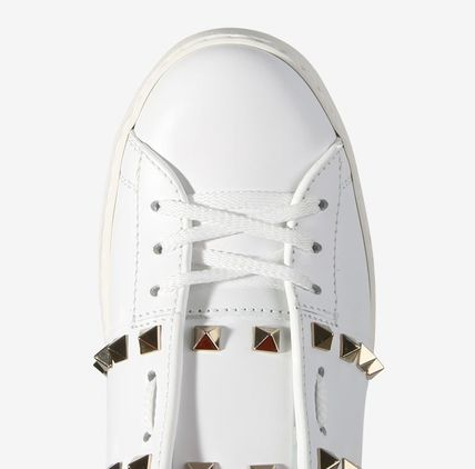 VALENTINO スニーカー 【関税負担】 VALENTINO ROCKSTUD UNTITLED SNEAKERS(6)