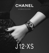 破格値 CHANEL(シャネル) J12 Black Ceramic & Diamond Ladies