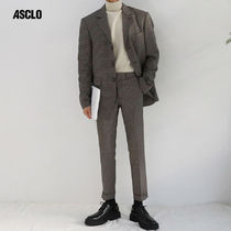 ★ASCLO★ MIN selly check suit