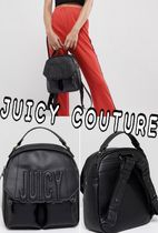JUICY COUTURE*JuicyByJuicy CoutureOversizedLogoバックパック