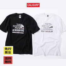 【先行受注】SS18 SUPREME x THE NORTH FACE コラボ/TEE