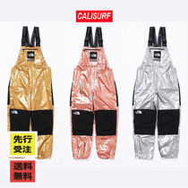【先行受注】SS18 SUPREME x THE NORTH FACE コラボ/BIB PANTS