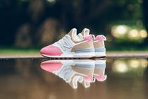 【送料無料】NEW BALANCE MS574EKF - GREY/PINK/BROWN
