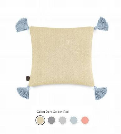 UGG クッション・クッションカバー ★カラーで遊ぶクッション★UGGhome Skylar Accent Pillow/5色有(2)