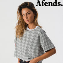 AFENDS(アフェンズ) Tシャツ・カットソー 【国内即発】大人気☆AFENDS☆アフェンズ☆クロップT