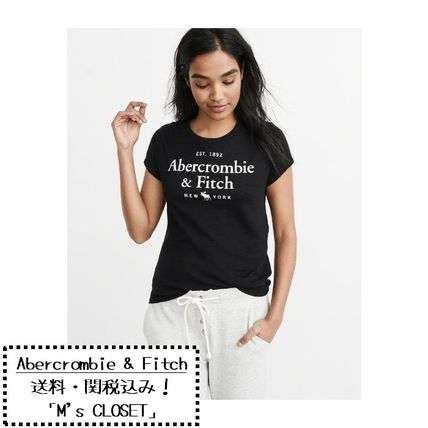 Abercrombie & Fitch Tシャツ・カットソー Abercrombie&Fitch(アバクロ)新作!ロゴTシャツ