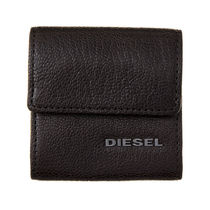 DIESEL コインケース X03920 PR271 T2189 Seal Brown
