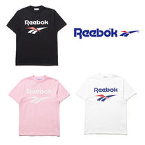 REEBOK★男女兼用 BASIC LOGO PRINT TEE_3COLORS