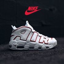 """AIR MORE UPTEMPO CITY """"WHITE RED"""" - モアアップテンポ 白 赤"""