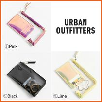 新作18SS☆UO☆Transparent Card Case Pouch