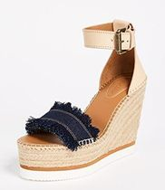 See by Chloe Glyn Wedge Espadrilles  関税・送料込み