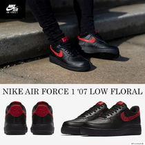 最新☆話題沸騰中☆Nike Air Force 1 '07 Low Floral☆お早めに!