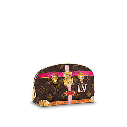 Louis Vuitton メイクポーチ 【直営店買付】LOUIS VUITTON ポシェット・コスメティック(2)