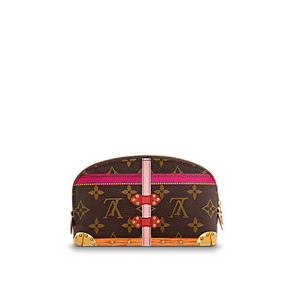 Louis Vuitton メイクポーチ 【直営店買付】LOUIS VUITTON ポシェット・コスメティック(3)