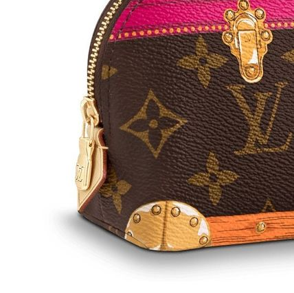 Louis Vuitton メイクポーチ 【直営店買付】LOUIS VUITTON ポシェット・コスメティック(4)
