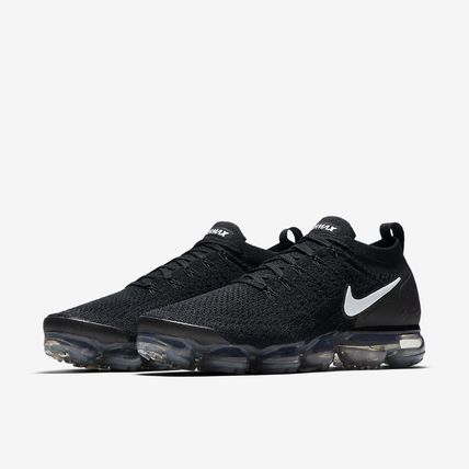 Men's Nike Air VaporMax 2 Black/Dark Grey