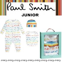 ☆18SS☆PAUL SMITH★BABYS★ベビースーツ3piaceギフトセット