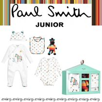 ☆18SS☆PAUL SMITH★BABYS★ベビーグロー5piaceギフトセット