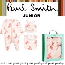 18SS☆PAUL SMITH★BABYGIRLS★ベビースーツ3piaceギフトセット