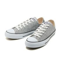 国内配送 CONVERSE ALL STAR G-SILVER OX