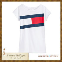 SALE★ Tommy Hilfiger 大人もOK! フラッグ ロゴTシャツ