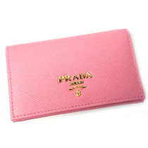 プラダ PRADA 名刺入れ 1MC122 SAFFIANO METAL(goods-4696)