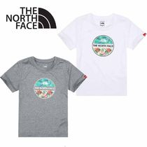 THE NORTH FACE〜K'S EDGE WATER GRAPHIC お子様用Tシャツ 3色