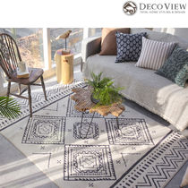 DECO VIEW★Bohemian Basic Soft Rug - IVORY(200 * 150)