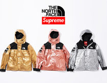 7 week SS18☆Supreme X The North Face Mountain Parka